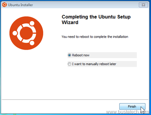Install Ubuntu 10.10 under Window 7