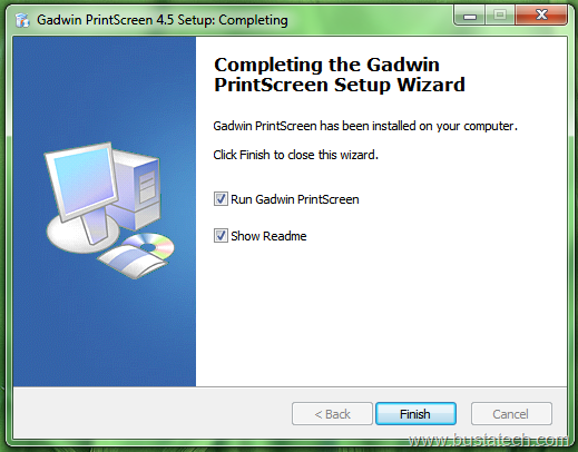 Nice software for Print Screen – Gadwin PrintScreen