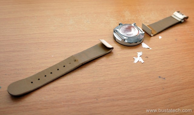 Zeniick Watch band break off